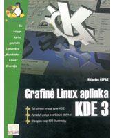 Čepo knyga apie KDE 3